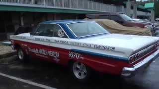 1964 Mercury Cyclone Ronnie Sox Tribute