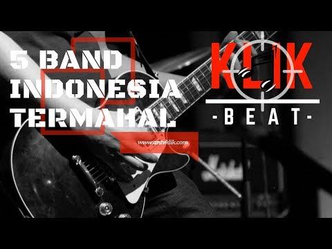 5 BAND INDONESIA TERMAHAL - KLIK BEAT