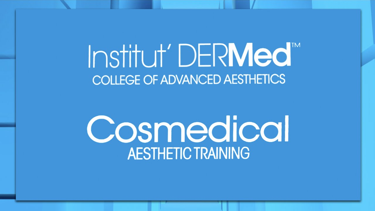 3 Day Cosmedical Aesthetic Training - includes Dermaplaning, Chemical Peels  & Micro Needling