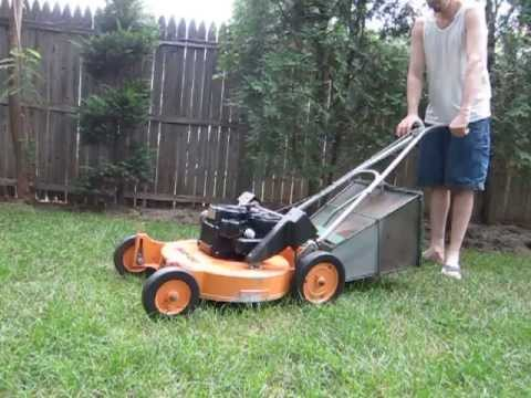 self propelled mowers for sale
