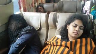 LFE Spring'16 Jessore RRF - Sleeping in the bus (Funny video)