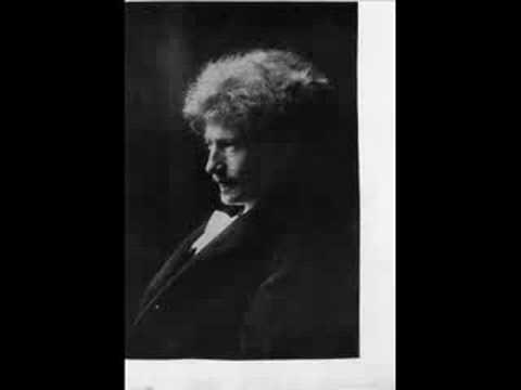 Chopin Mazurka  Op. 17 No. 4 Paderewski Rec. 1912