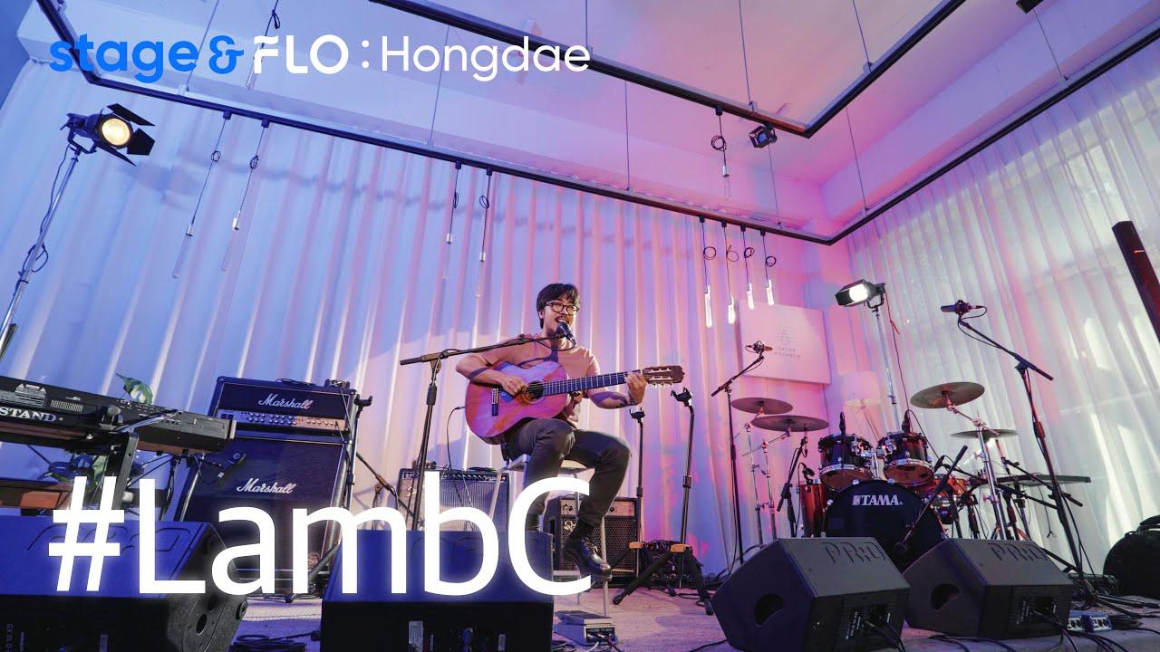 (Live) LambC(램씨) - December [stage&FLO:Hongdae]