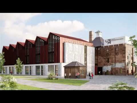 Wovlerhampton University - School of Architecture and the Built Environment