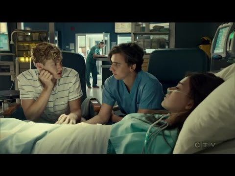 Saving Hope S03E08 The Heartbreak Kid