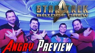 AngryJoe Previews Star Trek Bridge Crew