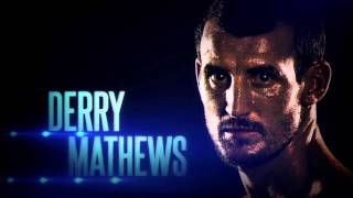 TERRY FLANAGAN v DERRY MATHEWS - OFFICIAL PROMO VIDEO / THE TALE OF TWO CITIES