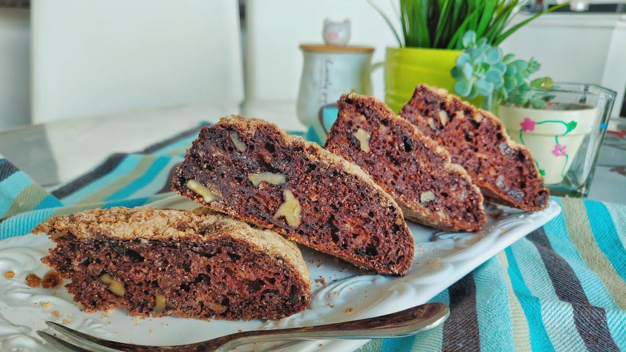 全麦酥皮咖啡蛋糕 超级健康配方 whole wheat banana crumble coffee cake