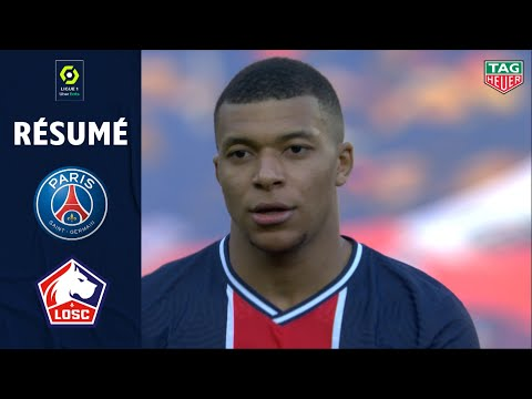 PSG Lille Goals And Highlights