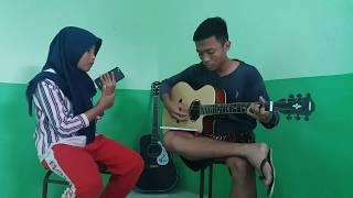 Titip Rindu Buat Ayah - Ebiet G. Ade (Guitar Cover) Wina Ellistria