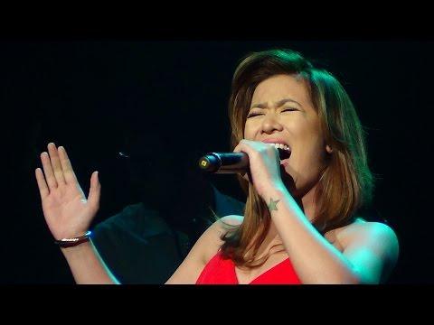 ANGELINE QUINTO - Bukas Na Lang Kita Mamahalin (All For One Beat Concert!)