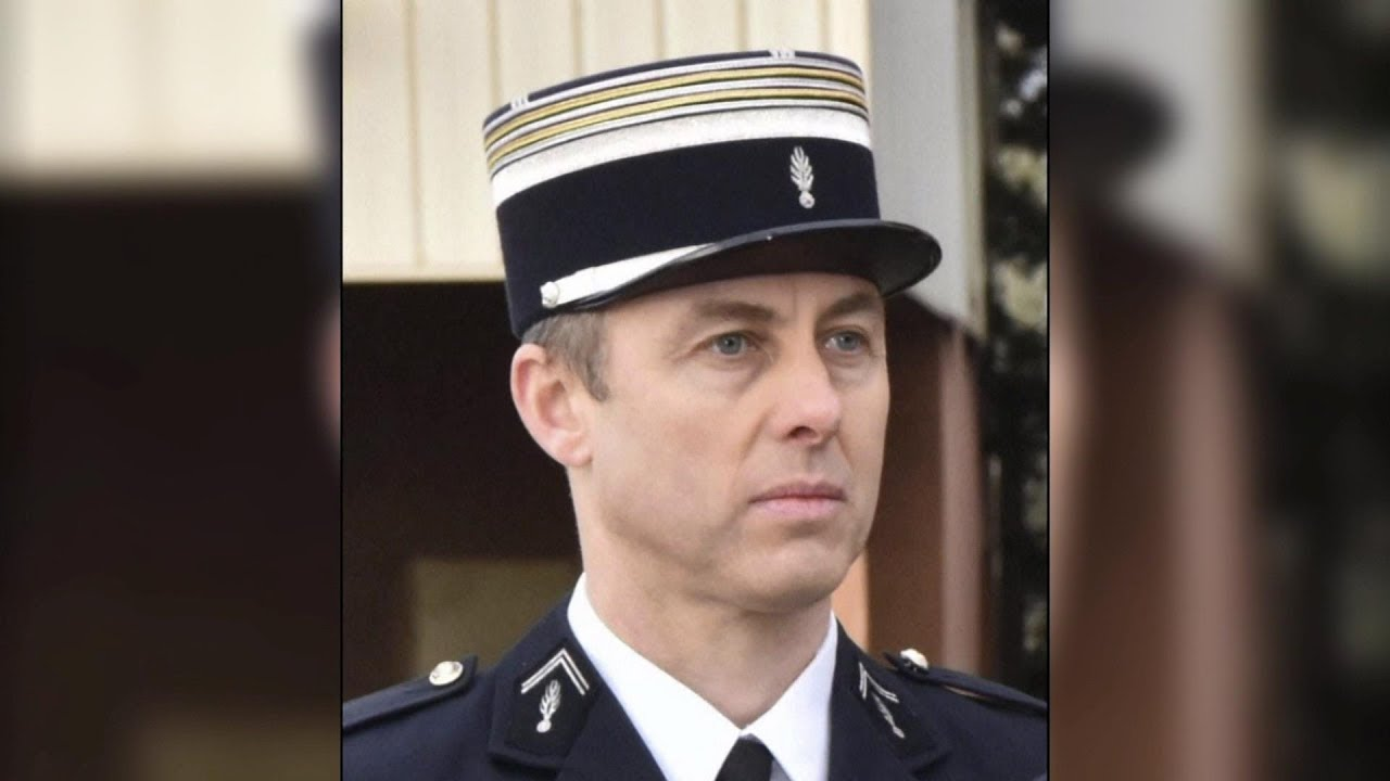 French police officer who took hostage's place in ...