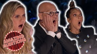 Download America's Got Talent: The Champions 2020 - BEST Of Week 1 | Amazing Auditions Mp3 and Videos