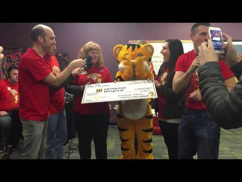 11th Annual Missouri Credit Union Miracles for Kids Radiothon
