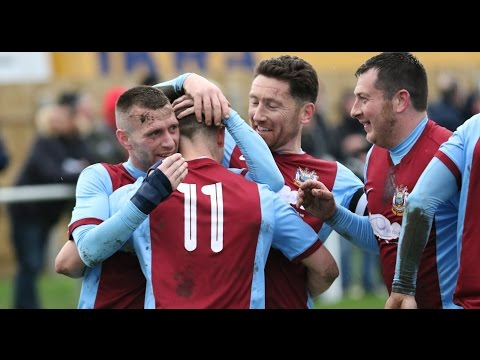Highlights: South Shields 9-1 Tow Law Town