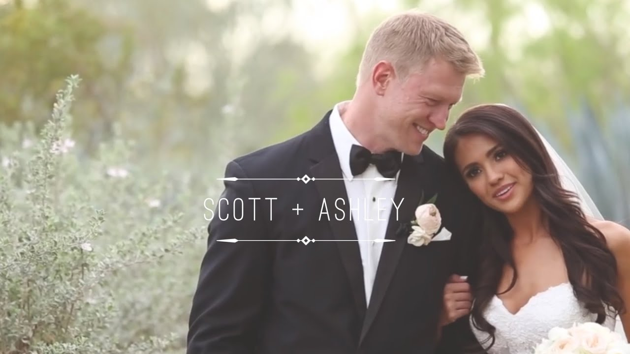 Ashley Scott Frost Wedding Film El Chorro