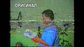Реставрация VHS. Импульсные помехи, выпадения строк, царапины