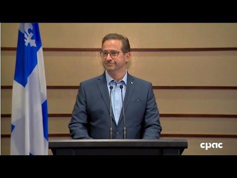 Le Bloc québécois n'est pas dans une logique d'alliance ou de renversement de gouvernement