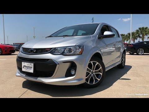 2018 Chevrolet Sonic RS Hatchback - Best Looking Hatchback ?