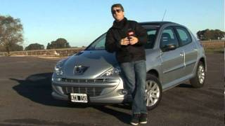 Peugeot 207 Compact 1.4 HDI - Test - Matías Antico