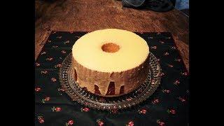 Lemon Chiffon Cake By Diane Love To Bake