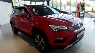 Seat Ateca Xcellence TSi Passion Red