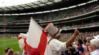 Barmy Army Boxing Day Test Match 2006