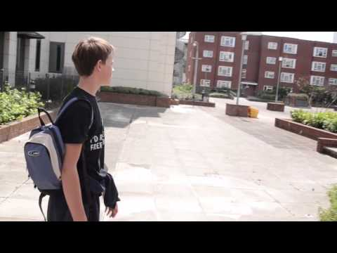 Freerunning In Guildford