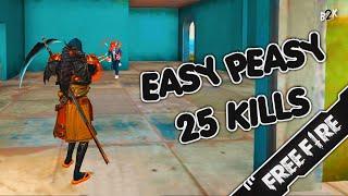 [B2K] فقدت السيطرة   EASY PEASY 25 킬로 게임 플레이