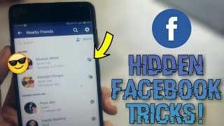 11 AWESOME New Facebook Tricks You Should Know (2018) Hindi