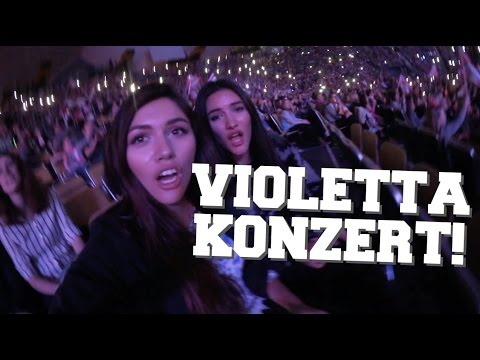 ANKAT AUF'M VIOLETTA KONZERT! | AnKat