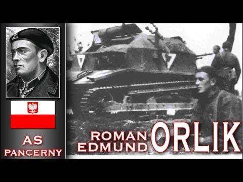 Roman Edmund Orlik - As Pancerny cz. 2