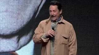 Calgary Expo 2015 - Peter Cullen on auditioning for Optimus Prime
