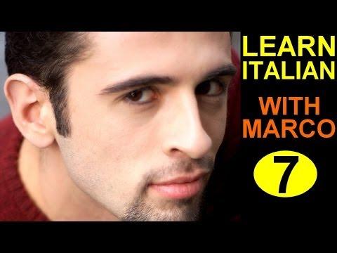 Learn Italian - Italian Phrases - Italian Course 1 dialogue in a train