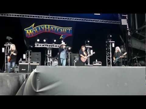 molly hatchet hellfest 2012