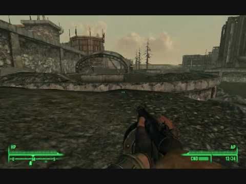 Fallout 3 - Part 6 - Farragut West Station