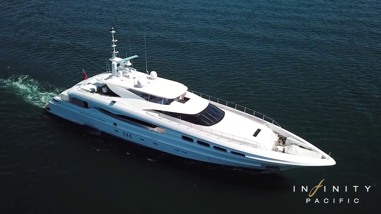 Infinity Pacific Luxury Yacht Charter Sydneyinfinity Pacific