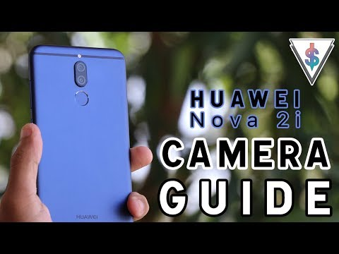 Huawei Nova 2i detail Camera Walkthrough + Camera and Video Samples 🇱🇰