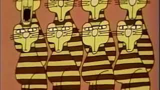 Sesame Street - 9 Cats