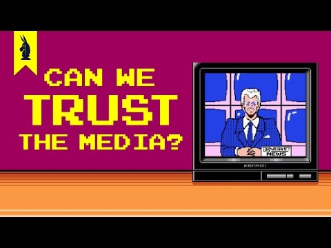 Can We Trust the Media? (Baudrillard) - 8-Bit Philosophy