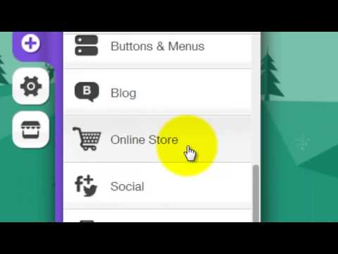 "Wix My Website: Adding a Shopping Cart to your Website ""Ecommerce"""