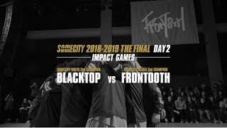 【バスケ】BEST IMPACT GAME!! 東京 vs 大阪!! SOMECITY 2018-2019 THE FINAL DAY2 thumbnail