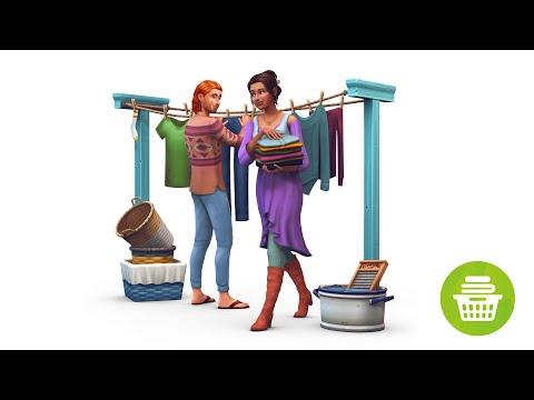 The Sims 4 Wielkie pranie: oficjalny zwiastun na Xbox One i PS4 thumbnail