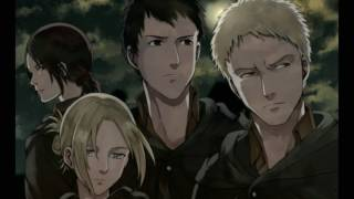 Gambar cover Attack On Titan Season 2 OST: ERENthe標