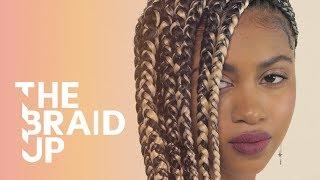 Lemonade Braids | The Braid Up | Cosmopolitan