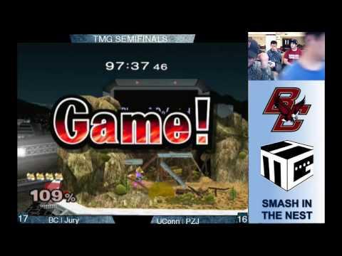 TMG: Smash in the Nest Semifinals - Boston College vs. University of Connecticut