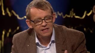 Intervju med Hans Rosling från 2014 | SVT/NRK/Skavlan