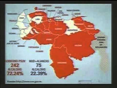 Enlace 352 14 12 2013 Correa y las elecciones municipales en Venezuela