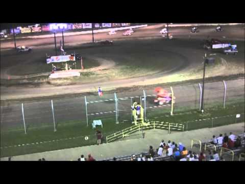 Eagle raceway win 2