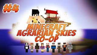 Minecraft - Agrarian Skies Co-oP - Le QUEST Sono il nostro forte - EP: 4